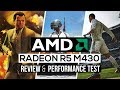 AMD Radeon R5 M430 Review And Performance Test(2017/2018)