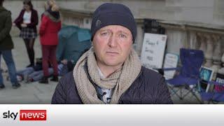 Husband of jailed Briton Nazanin Zaghari-Ratcliffe launches hunger strike