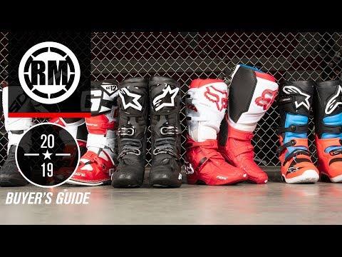 Best Motocross Boots | 2019