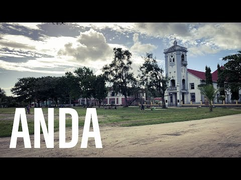 A Walk Around Anda, Bohol, Philippines from Little Miami Beach Resort