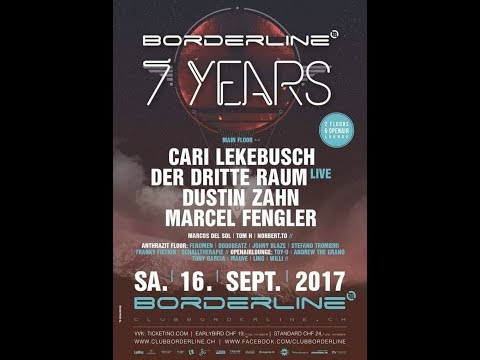 7. Years Borderline Club Basel .