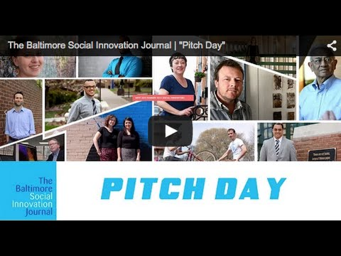 """The Baltimore Social Innovation Journal 