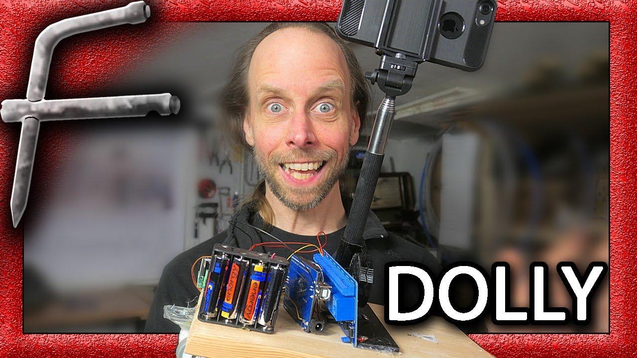 diy kamera dolly f r zeitraffer einfach schnell und g nstig mit arduino youtube. Black Bedroom Furniture Sets. Home Design Ideas