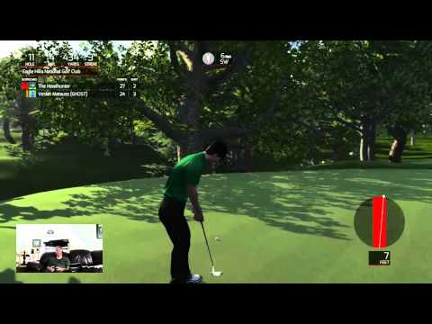 Beat the Designer (Xbox Version) - Eagle Hills National Golf Club