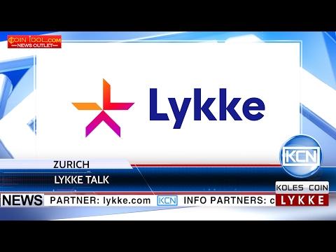 KCN: Lykke Talk conference in Zurich