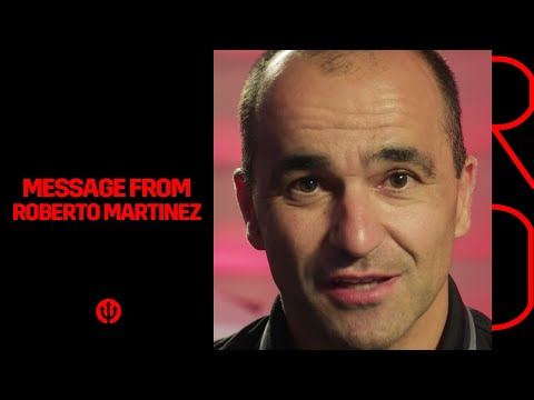 Message from Roberto Martinez, Graeme Jones & Thierry Henry to our beloved fans!