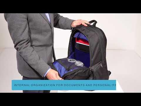 007c167374317 Samsonite Business - GuardIT UP Laptop Backpack L 17.3