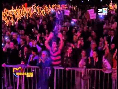FESTIVAL MAWAZINE -TAMER HOSNI HD 2013