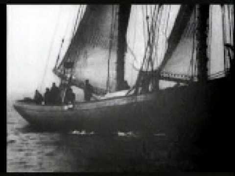 Pilot Boats in New York Harbor 1899