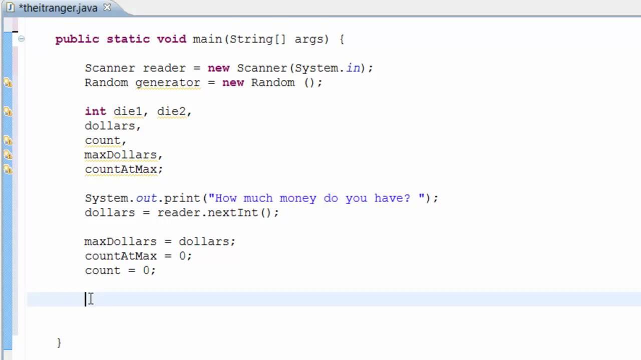 Javascript poker tutorial