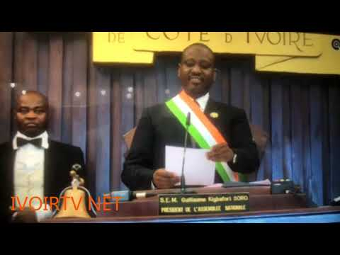 URGENT : Guillaume Soro démissionne de la présidence de l'Assemblée nationale de Côte d'Ivoire