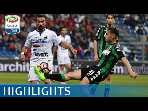 Sassuolo - Sampdoria 2-1 - Highlights - Giornata 32 - Serie A TIM 2016/17