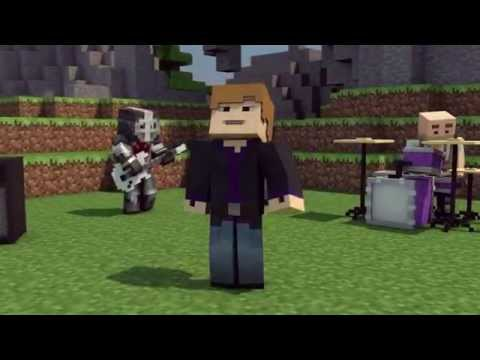 """""""Mobs"""" - A Minecraft Parody of Maroon 5's Misery (Music Video)"""