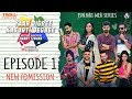 Yaar Jigree Kasooti Degree | Episode 1 - New Admission | Punjabi Web Series 2018 | Troll Punjabi