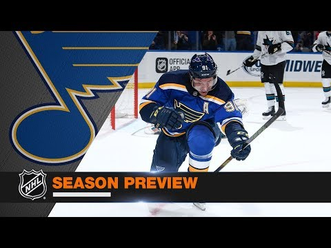 31 in 31: St. Louis Blues 2018-19 season preview