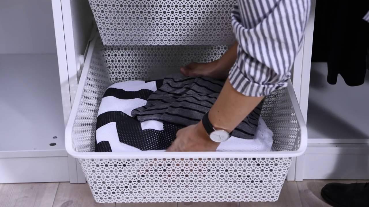 Ikea Ideen Tipps Fur Deine Garderobe Youtube