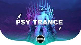 PSY TRANCE ● Hardwell - Spaceman (Simex Remix)