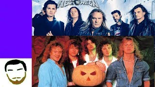 Helloween - Worst to Best (all studio albums ranked) + audio samples