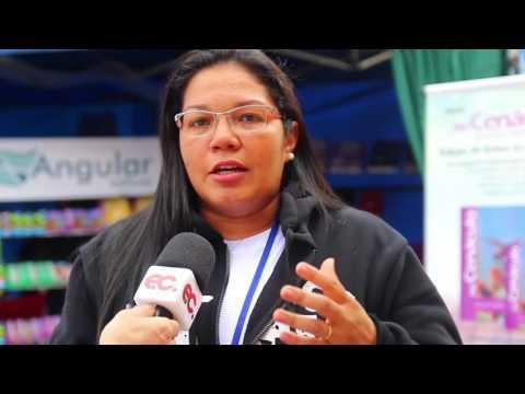 Reportagem do Expositor Cristão com leitores do no Cenáculo
