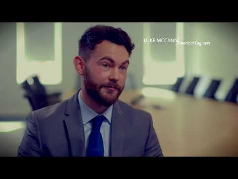 Luke McCann, Financial Engineer,  First Derivatives