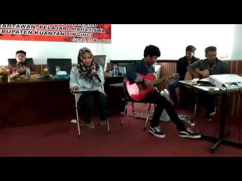 MARS BAWASLU VERSI PANWASLU KUANTAN SINGINGI 2018