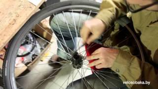 Копия видео Обслуживание велосипеда, часть 1(Обслуживание велосипеда, часть 1., 2015-01-06T15:13:15.000Z)