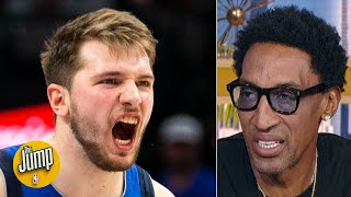 Comparisons To LeBron And Magic? Luka Doncic Is Paving His Own Road - Scottie Pippen | The Jump