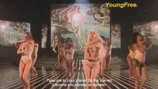 lady gaga venus lyrics sub espaol live on the x factor uk hd