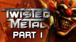 Twisted Metal Gameplay Walkthrough - Part 1 Opening and Deathmatch Let
