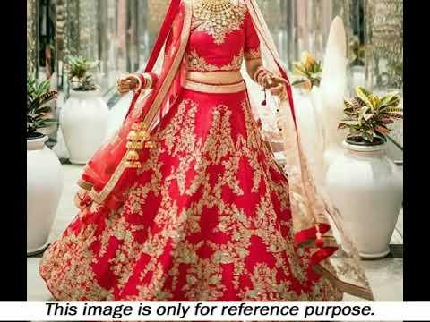 Latest Light Weight Bridal Lehenga Choli Designs | International Fashion Channel