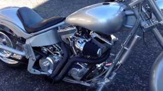 2004 Big Dog Motorcycle Bulldog