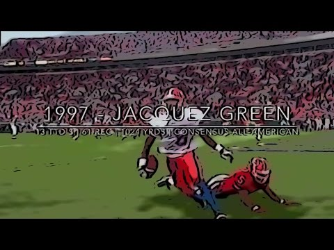 Jacquez Green | Florida Gators Highlight Tribute