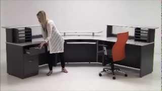 Dimensions Custom Reception Desk