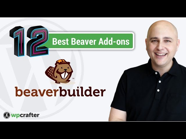 12 Beaver Builder Add-ons To Help You Builder Better WordPress Websites Faster