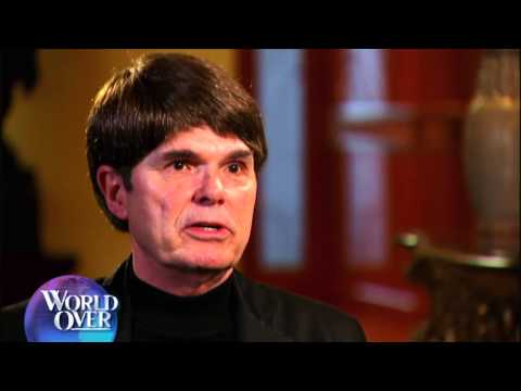 World Over - 2014-02-27 - EXCLUSIVE Dean Koontz extended, full interview with Raymond Arroyo