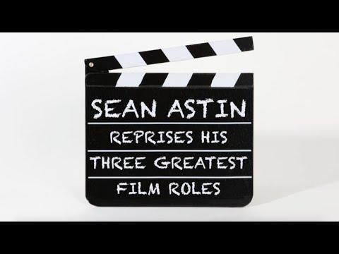 Sean Astin Reprises His Three Greatest Film Roles