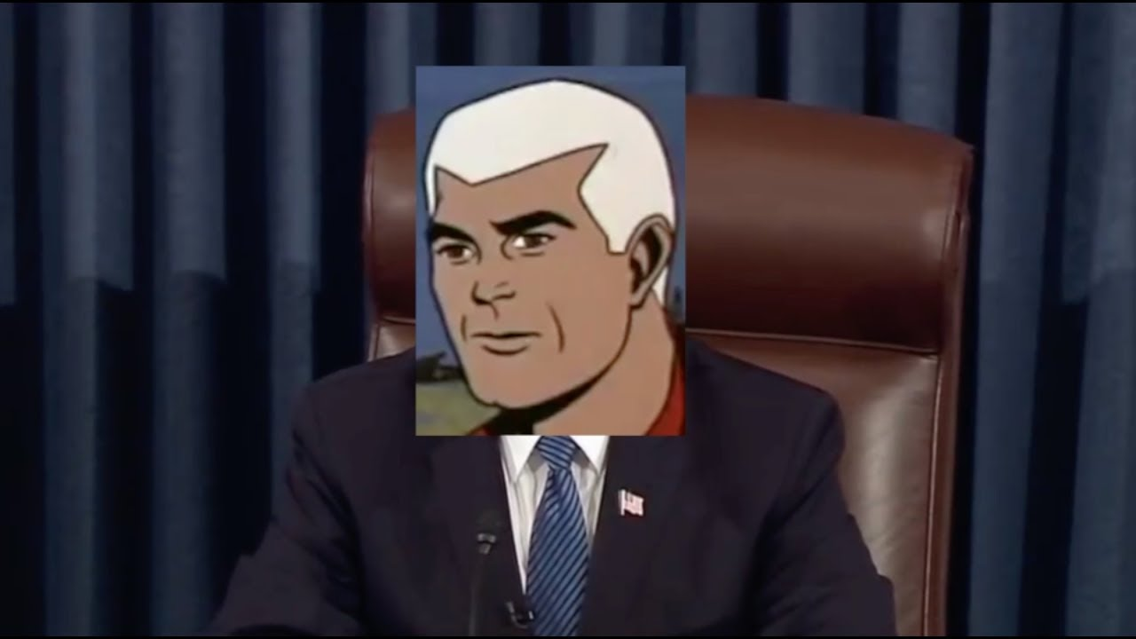 The Legion of Doom and the Vice-President [UNCENSORED]