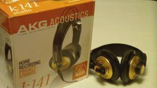 akg k141 review