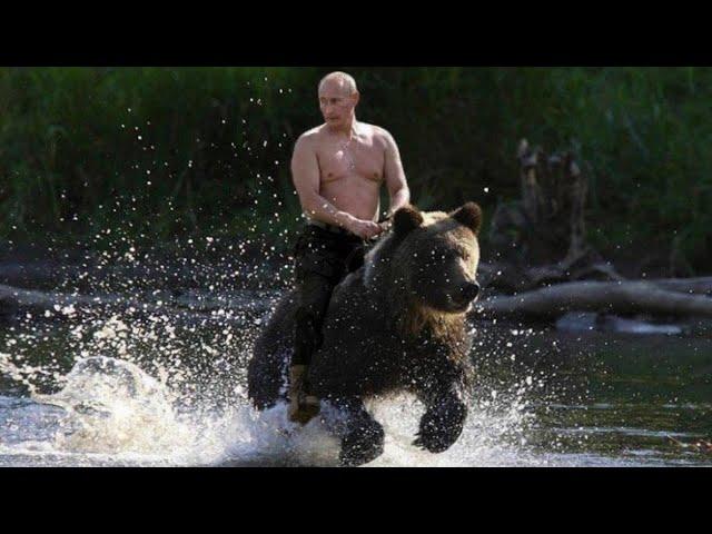 Los 5 Momentos más Geniales de Vladimir Putin