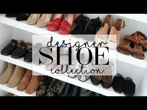 Designer Shoe Collection 2017 | Hermes, Gucci, Chloe, Saint