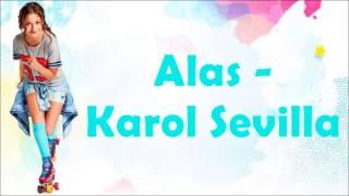 Karol Sevilla - Alas (Letra)