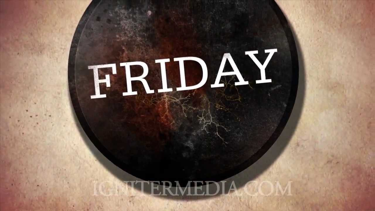 Download What's SO GOOD About That Friday?