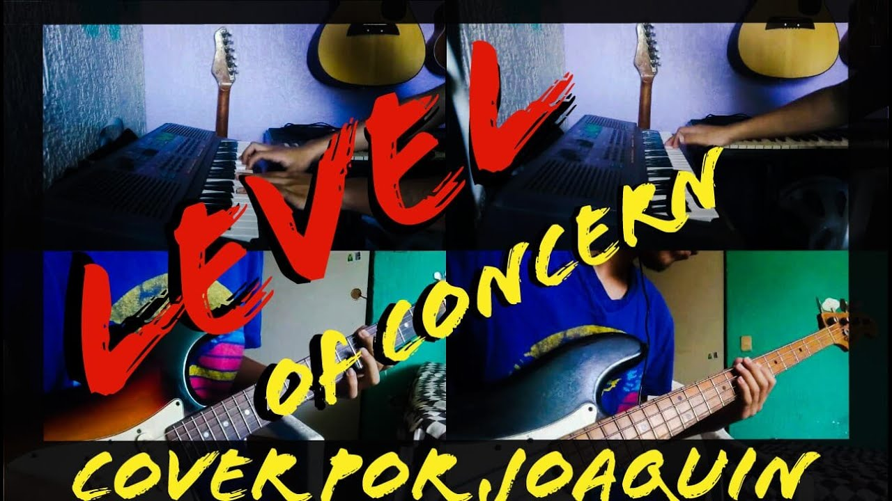 LEVEL OF CONCERN - Twenty One Pilots (COVER)