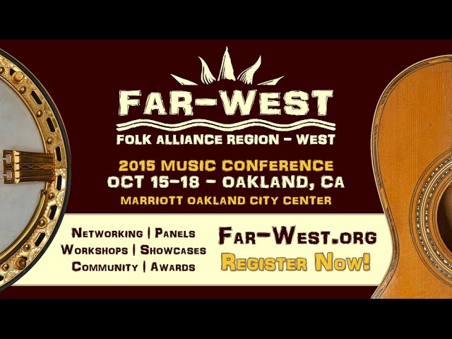 FAR-West 2015 Promo Video