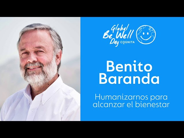 Global Be Well Day: Charla Benito Baranda