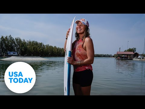 Olympics delay brought a renewed love of surfing to Carissa Moore | USA TODAY