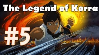 La Leyenda de Korra | Videojuego - Gameplay - Parte #5
