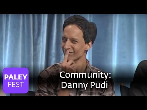 Community - Danny Pudi on Abed's Hidden Emotions