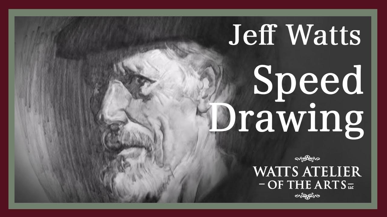 Uncategorized Videos Of Drawing jeffrey watts speed drawing youtube