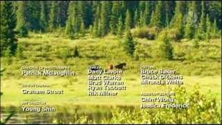 Дикие лошади  Канадских Скалистых гор.avi